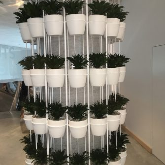 ROUND PLANT COLUMN AT UTS
