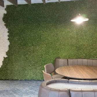 MOSS WALL – ORACLE