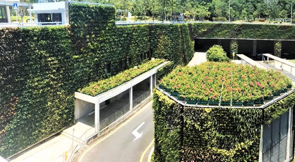 THE BEST MODULAR GREEN ROOF SYSTEM